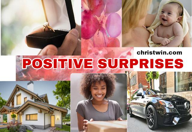 positive surprises
