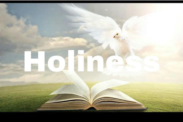 Holy spirit bible verses
