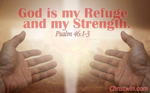 short prayers for strenght