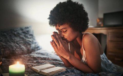 Spiritual Meaning of Prayer