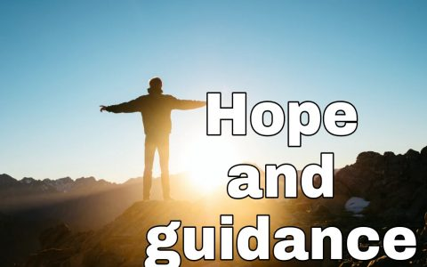 great and powerful prayer for hope and guidance