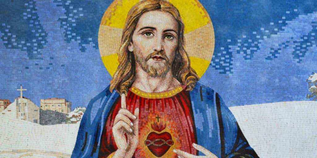 Sacred heart of Jesus miracle prayer