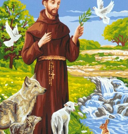St. Francis of Assisis Prayers for Animals