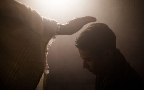 Scriptures about praying for others