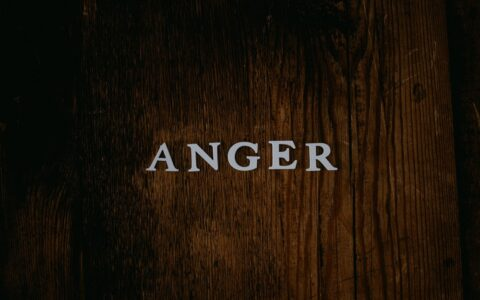 What does the Bible say about anger?